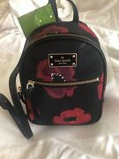Kate Spade Poppy Poppie Small Backpack Brand New Limited Edition Comes With Tote