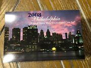 2008 Philadelphia United States Mint Uncirculated Coin Set