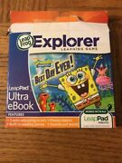 Leap Frog Explorer Leap Pad Ultra Book Best Day Ever Game
