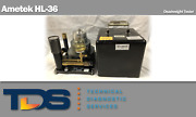 [used] Ametek Hl-36 Hydraulic Deadweight Tester - Includes Nist Calibration