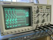 Tektronix Tds420a Oscilloscope Tested Different Configurations Are Available