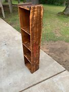 Antique Vintage Winchester Rifle Crate Model 94 Wooden Wood Box Shelf