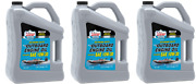 Lucas Oil 10812 Synthetic Outboard Engine Oil 10w-30 - 5 Quart Jug - Set Of 3