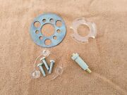 62-65 Chevy Ii Nova Steering Horn Button Contact Spring Insulator Spacer Kit 7pc