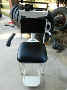 Detecto Mechanical Scale Chair Vintage Weight Health Doctors