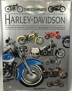 Complete Harley Davidson Model-by-model History The American Motorcycles Hc/dj