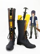 Tales Of Vesperia Yuri Lowell Cosplay Shoes Boots For Men Womenfree Shipping
