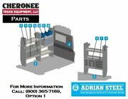 Adrian Steel 5081 Telecommunications Package For Nv200/city Express