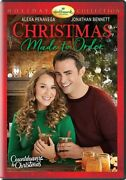 Christmas Made To Order New Sealed Dvd Hallmark Channel