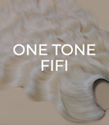 Fifi Lightest Blonde 22 500g Hair Extensions Clip In One Piece