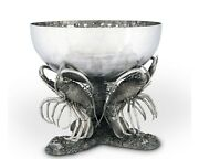 Rare Vagabond House Lobster Ice Tub Showstopper Pc For Entertaining Guests Wow