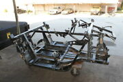 11 12 13 Can-am Commander 1000 Efi Frame Chassis Ct Bent