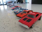 Hot Wheels Dodge Charger Challenger Dart Lot Of 12 Fast And Furious Cars 1 64