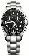 Watch Man Victorinox Chrono Classic V241494 Of Stainless Steel Silver