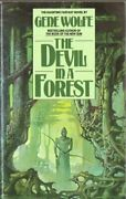 The Devil In A Forest By Wolfe Gene Hardback Book The Fast Free Shipping