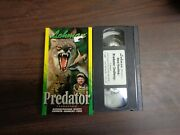 Used Vhs Movie Lohman Predator Your Call To Action Coyotebob Cat Fox