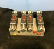 Military Parker Hannifin Directional Control Linear Valve Division Hydraulic
