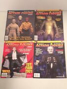Tomarts Action Figure Digest Universal Horror Monsters Magazine Lot Toy Fair