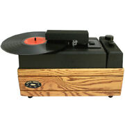 Nitty Gritty Mini-pro 2 Record Cleaning Machine With Oak Cabinet New W/warranty