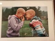 Mary Ellen Mark Large Size Color Photograph Camp Good Times 1984 Rare