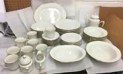 Set Of Noritake Chandon 7306 China By The Pieces
