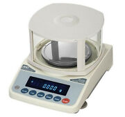 Aandd Fx-200in Precision Lab Balance Compact Scale 220gx0.001gntep New
