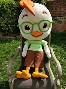 Rare Large Disney Huge Jumbo Chicken Little 50 Stand Up Doll Soft Toy Plush