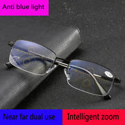 Foldable Titanium Multi-focus Reading Glasses Buy One Get One Free Today
