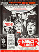 The Maniacs Are Loose - 1964 - Movie Poster