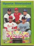 Best Baseball Rookies Of 1968 Sports Illustrated March 11, 1968 Johnny Bench