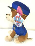 Paw Patrol Plush Chase Stuffed Plush Animal Large 14and039and039 Licensed Doll Toy Soft