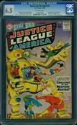 Brave And The Bold 29 Cgc 6.5 2nd Justice League Of America Huge Key L@@k