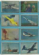 1954 Bowman Power For Peace Starter Set Lot Of 19 Diff Non Sports Cards Low Gra