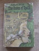 Signed - The Queen Of Spells By Dahlov Ipcar -1st Hcdj 1973 - Childrenand039s