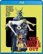 The Devil Rides Out [new Blu-ray] Widescreen