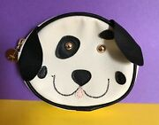 Cat Charity Auction New Branded Atmosphere Child's Purse An Amusing Dog's Face
