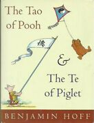 The Tao Of Pooh And The Te Of Piglet By Hoff Benjamin Hardback Book The Fast Free