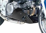 Suzuki Sv650n And Sv650s 1999-2002 Belly Pan Carbon Look Finish By Powerbronze