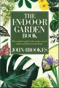 Indoor Garden Book By John Brookes Paperback Book The Fast Free Shipping