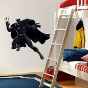 Black Panther Captain America Decal Removable Wall Sticker Art Mural Marvel H465