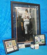 Miguel Cabrera Signed 2012 Triple Crown/2013 Mvp Photo And Baseball Detroit Tigers