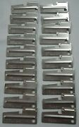 20pc Original Military Army Issue P-38 Survival Kit P38 Can Opener Us Shelby New