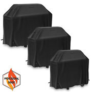 Bbq Covers Fits Outdoor Barbecue Gas Grills Heavy-duty, Water And Fade Resistant