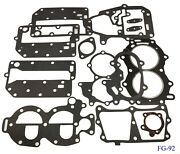 Gasket Kit For Johnson Evinrude Powerhead 25 35hp Boat Outboard 433941 18-4307