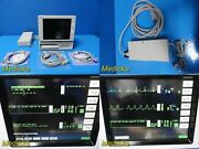 Spacelabs 94000 Mom Maternal Obstetrical Monitor W/ 90496 Module+new Leads19371