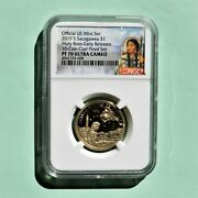2019 S 1 Mary Ross - Early Releases From 10 Coin Clad Proof Set Ngc Pf 70 Uc