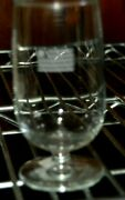 Lot 18 Vintage Us Air Airlines Wine Glasses Etched Logo On Glass And Tray