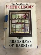 The Bradshaws Of Harniss Joseph Lincoln 1943 Hc 1st Edition Signed Autographed