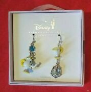 Disney Parks Beauty And The Beast Mrs Pots And Chip Pierced Earring Gift Set
