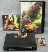The King Of Fighters 2003 Geo Aes Good Free Shipping Kof Telephon Card 1527